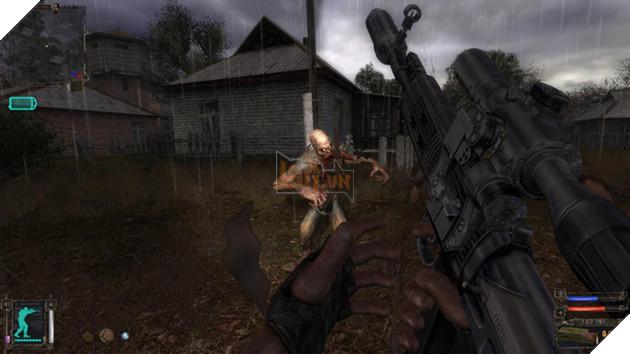 Thị trấn Chernobyl trong serie Stalker