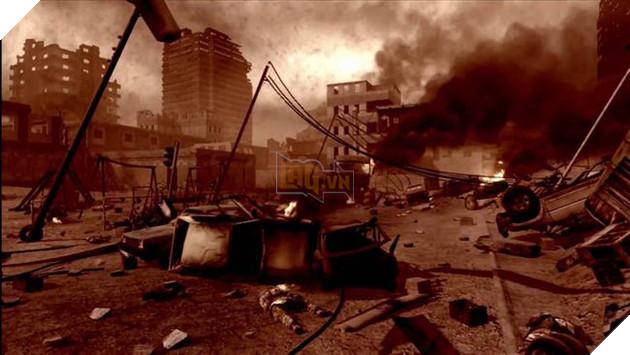 Những khoảnh khắc gây sốc trong lịch sử game Call of Duty 3