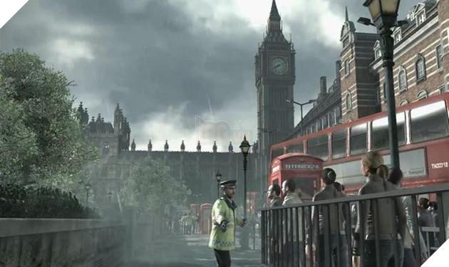 Luân Đôn hoa lệ bỗng chốc trở thành bãi chiến trường