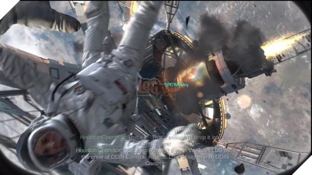 Những khoảnh khắc gây sốc trong lịch sử game Call of Duty 7