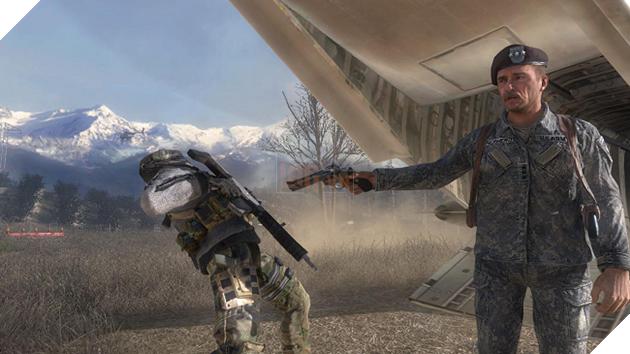 Hình ảnh gây sốc nhất trong Call of Duty: Modern Warfare 2