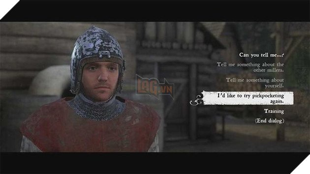 Người chơi phải thực hiện nhiệm vụtrộm nhẫn từMiller Peshekđể mở khóa kĩ năng móc túi