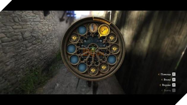 Minigame móc túi trongKingdom Come: Deliverance