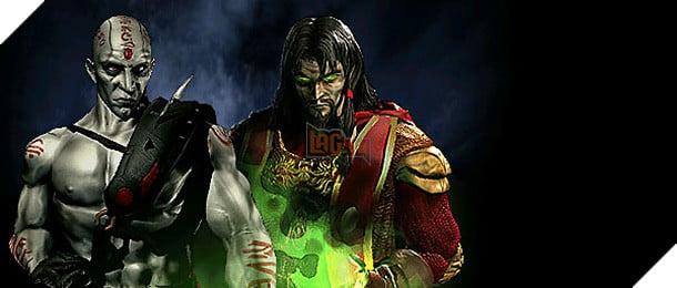 Shang TsungvàQuan ChitrongDeadly Alliance