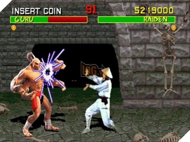 10 nhân vật mang tính biểu tượng trong Mortal Kombat 6