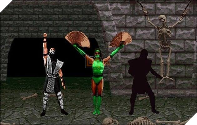10 nhân vật mang tính biểu tượng trong Mortal Kombat 8