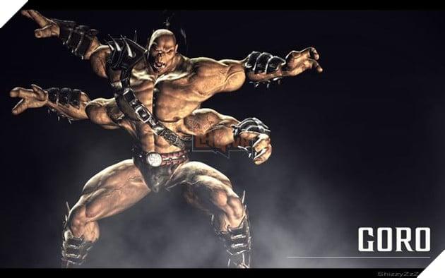 10 nhân vật mang tính biểu tượng trong Mortal Kombat 13