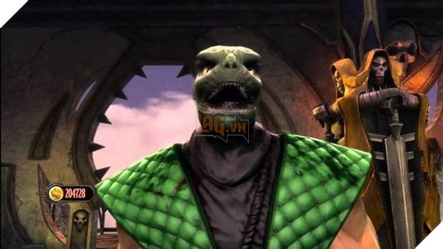 10 nhân vật mang tính biểu tượng trong Mortal Kombat 11