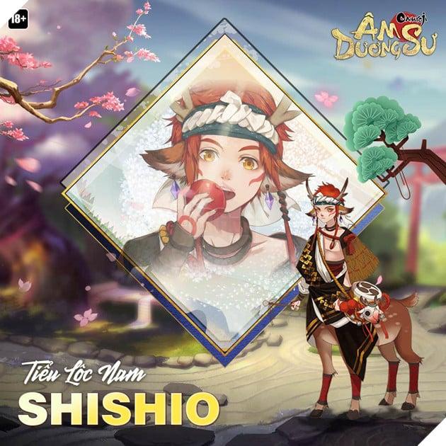 Âm Dương Sư: Hướng dẫn Shishio - Tiểu Lộc Nam húc cả thể giới  2