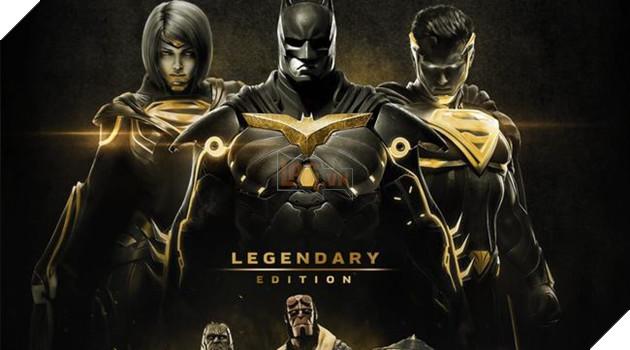 Injustice 2: Lộ diện phiên bản Legendary Edition