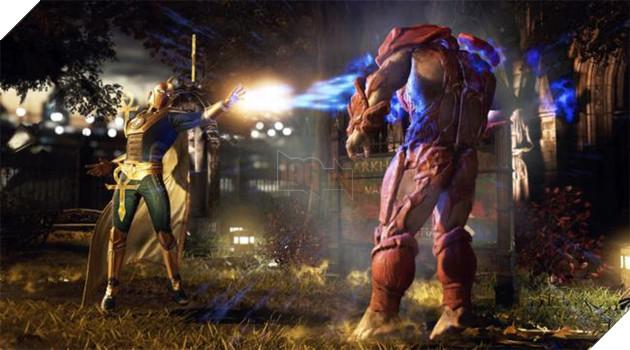 Injustice 2: Lộ diện phiên bản Legendary Edition 3