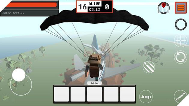 """Tải ngay Grand Battle Royale - Game mobile vui nhộn cực """"lầy lội"""" mang đậm chất sinh tồn"""