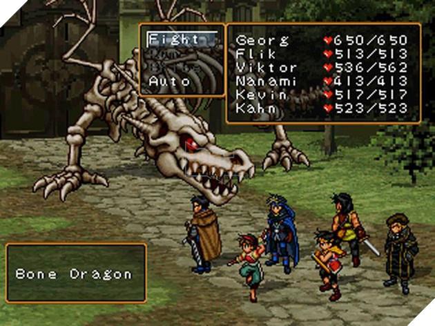 Top 7 game nhập vai Nhật Bản hay nhất trên PC