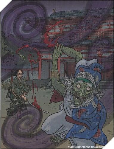 Âm Dương Sư: Các thức thần và truyền thuyết kinh dị mà bạn chưa biết P1  6
