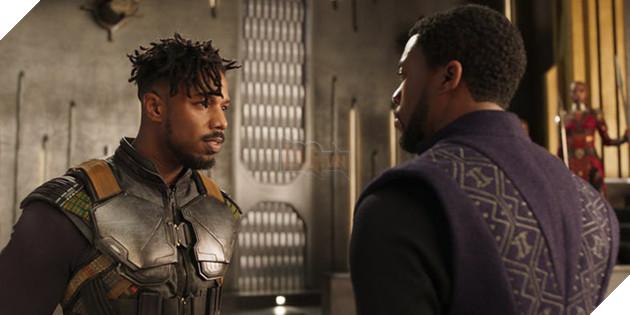 Nam diễn viên đóng Black Panther cho rằng phản diện của phim mới là người hùng thực sự