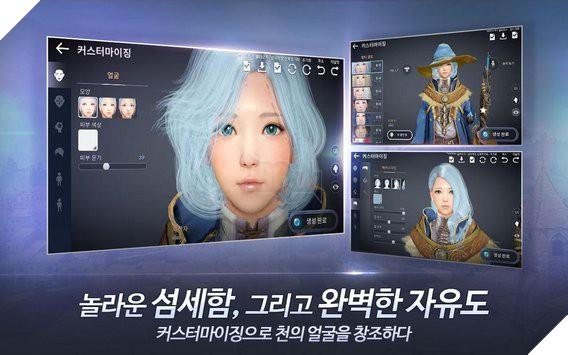 Black Desert Mobile - Bom tấn MMORPG Hàn Quốc đồ họa khủng nhất mobile 2018 đã ra mắt