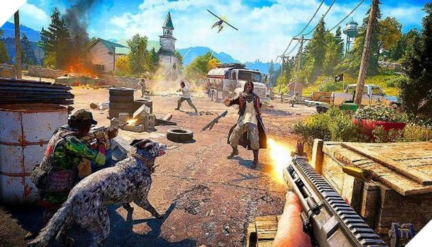"""Far Cry 5 sẽ mang đến những khác biệt gì so với những """"người tiền nhiệm""""?"""
