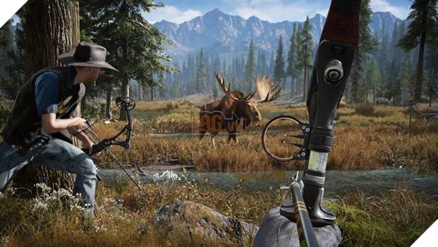 Làm mọi thứ cùng bạn bè trong Far Cry 5 - Còn gì tuyệt hơn thế nữa?