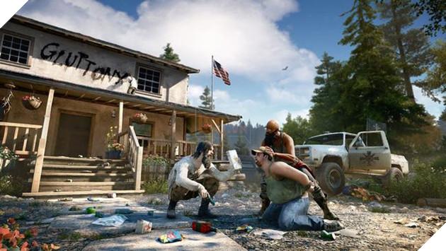 Far Cry 5 sẽ không chỉ có một phản diện chính duy nhất, thay vào đó có đến 4 tên