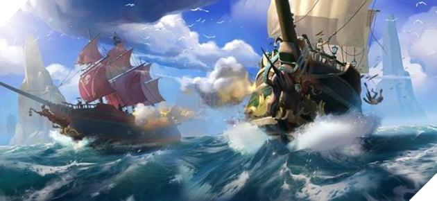 Người chơiSea of Thievescũng có thể tùy biến con tàu của mình