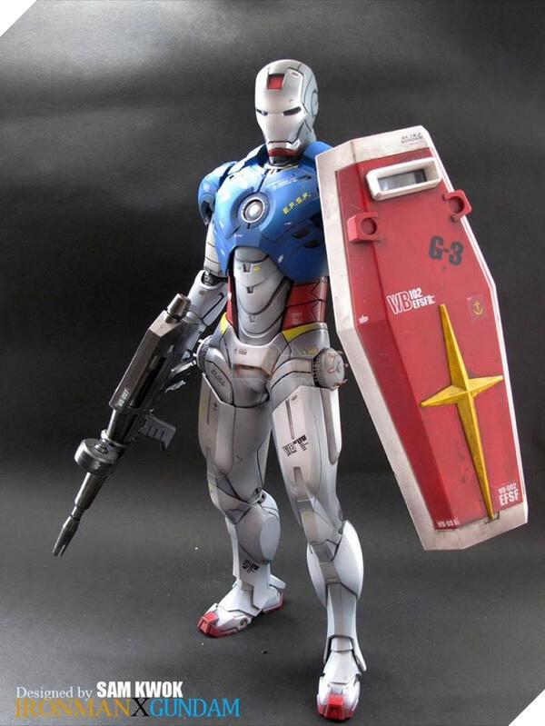 Lạc trôi với những bộ giáp Iron Man phong cách...quái vật cực bá đạo