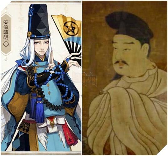 Truyền thuyết Nhật Bản về 4 vị Âm Dương Sư trong Onmyoji
