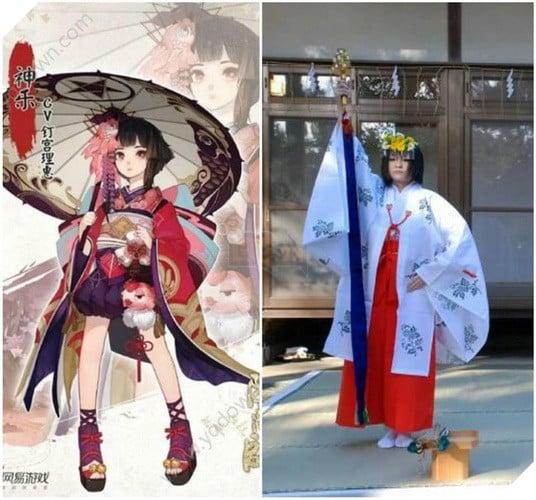 Truyền thuyết Nhật Bản về 4 vị Âm Dương Sư trong Onmyoji 5