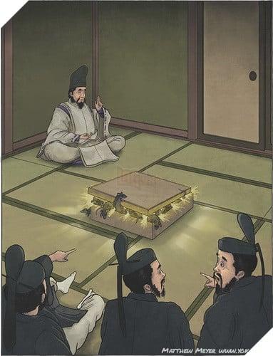 Truyền thuyết Nhật Bản về 4 vị Âm Dương Sư trong Onmyoji 4