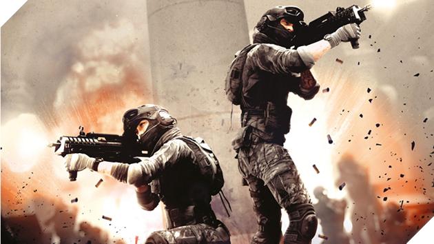 Bravo Team là tựa game thực tế ảo duy nhất trong danh sách này