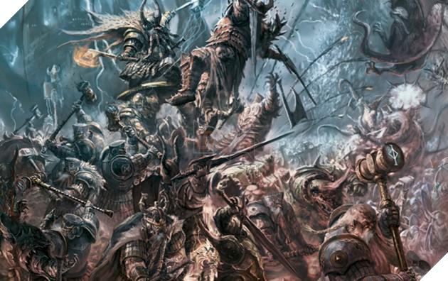 TộcNgười Lùn,những đồng minh dũng mãnh nhất của Đế Chế