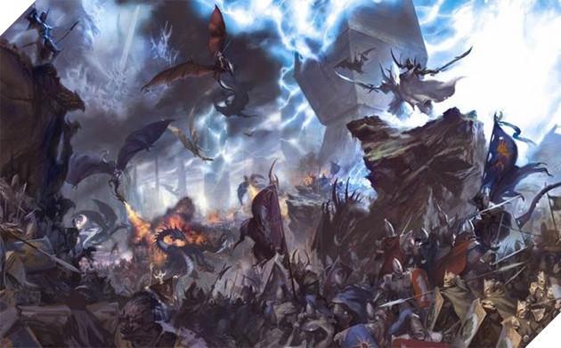 Cuộc đại chiến trongThe End Timescuối cùng chỉ dẫn đến sự hủy diệt, và rồiThe New Worldxuất hiện