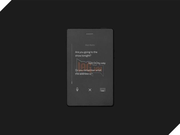 Chiếc điện thoại đi ngược lại định nghĩa smartphone: đẹp đẽ nuột nà nhưng chỉ có đúng 4 tính năng - Ảnh 7.