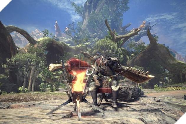 Monster Hunter Worldvẫn còn thị trườngPCđầy tiềm năng để khai thác