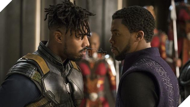 """Trong khi dân tình đổ xô đi xem Oscar, """"Black Panther"""" lặng lẽ tiến tới gần cột mốc doanh thu tỉ đô"""