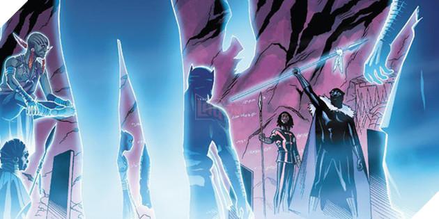 Black Panther và 15 siêu năng lực không phải ai cũng biết đến (Phần 1)
