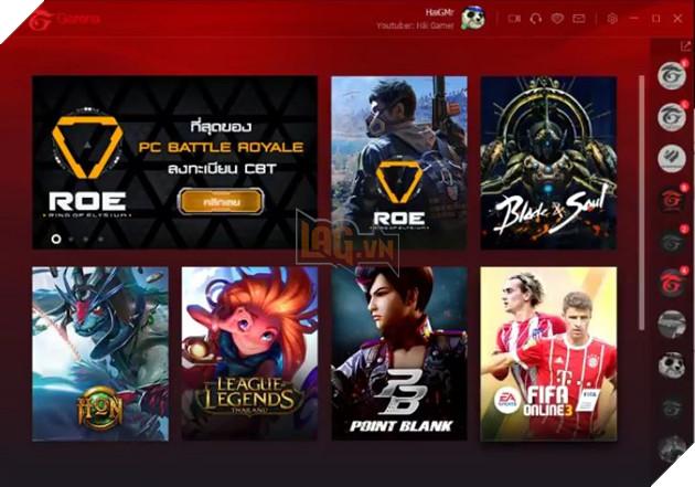 Garena ROE: Hướng dẫn không cần dùng Fake ip vẫn tải và chơi game tại máy chủ Thái Lan cực đơn giản 8