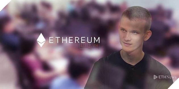 Vitalik Buterin, nhà sáng lập của Ethereum.