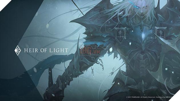 Heir of Light - Game nhập vai đậm chất Gothic của GAMEVIL đã chính thức ra mắt