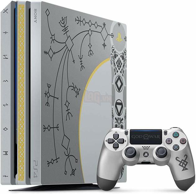 Cỗ máy PS4 ăn theo siêu phẩm God of War sắp ra mắt, đẹp đến nức lòng người hâm mộ
