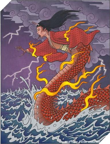 Âm Dương Sư: Các thức thần và truyền thuyết kinh dị mà bạn chưa biết P3  2