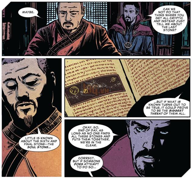 Lộ diện tung tích viên đá vô cực nguy hiểm nhất trong Vũ trụ điện ảnh Marvel