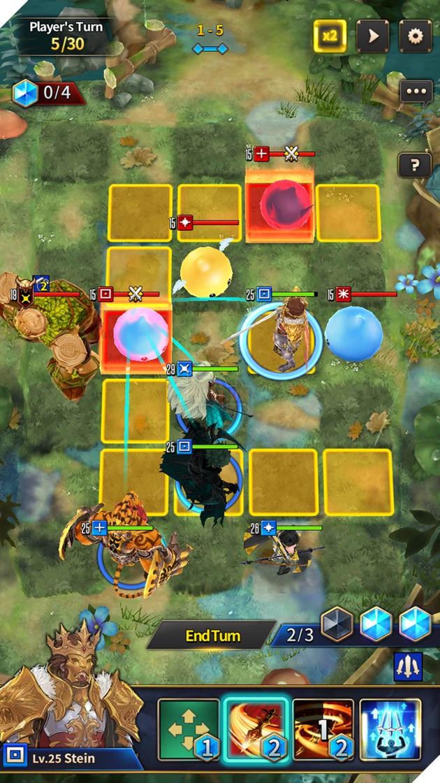 Chain Strike - Game mobile độc đáo lấy cảm hứng từ Cờ Vua và Cờ Vây