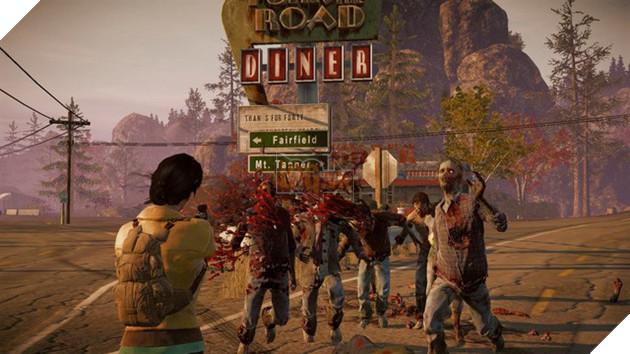 Thưởng thức 25 phút game sinh tồn zombie siêu hot State of Decay 2