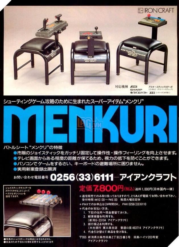 """Hóa ra """"ghế chơi game"""" đã có từ rất lâu rồi, và nó trông chẳng khác gì ghế ngoài... quán trà đá!"""