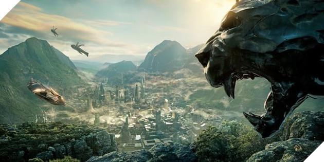 Với Marvel Studios, Wakanda chính là vùng đất họ tìm kiếm để thay thế cho Asgard