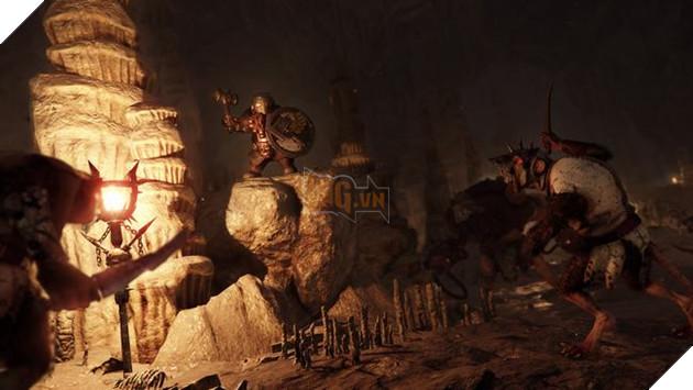 Ironbreaker- Pháo đài bất khuất, đồng minh đáng tin cậy của cả nhóm
