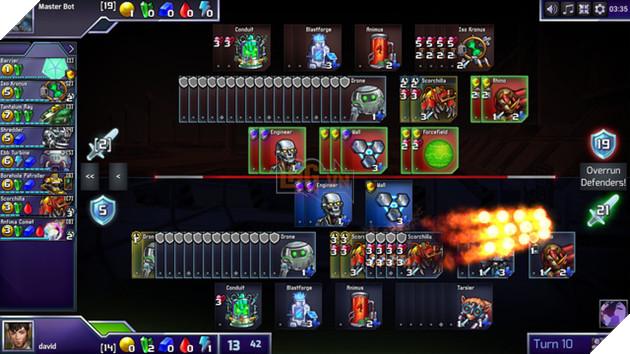 Prismata - Game thẻ bài chiến thuật kỳ dị đã mở cửa thử nghiệm