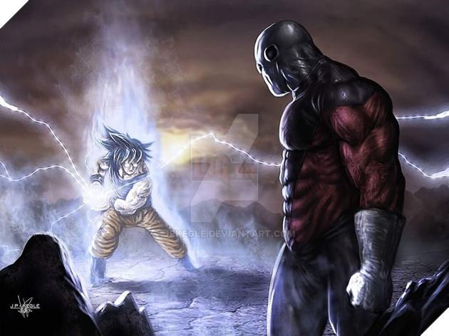 Loạt fanart Dragon Ball thần thái cực chất, ai xem cũng phải ngây ngất