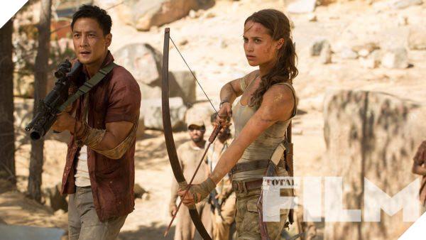 Tomb Raider - Tựa phim làm lại thú vị dành cho game thủ