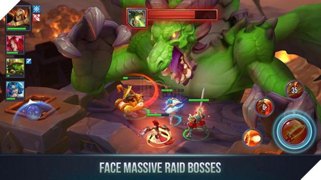 Dungeon Hunter Champion - Sự kết hợp thú vị giữa MOBA và ARPG trên nền tảng mobile của Gameloft